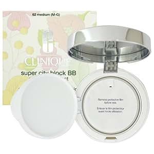 クリニーク CLINIQUE スーパー シティ ブロック BB クッション コンパクト 50 SPF50 PA+++ 12g 61 (在庫) [並行輸入品]