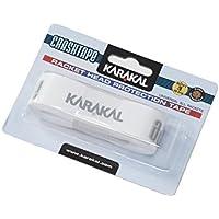 KARAKAL(カラカル) ラケットプロテクションテープ スカッシュ テニス ラケットボール用 HEAD CRASHTAPE KA 605 白