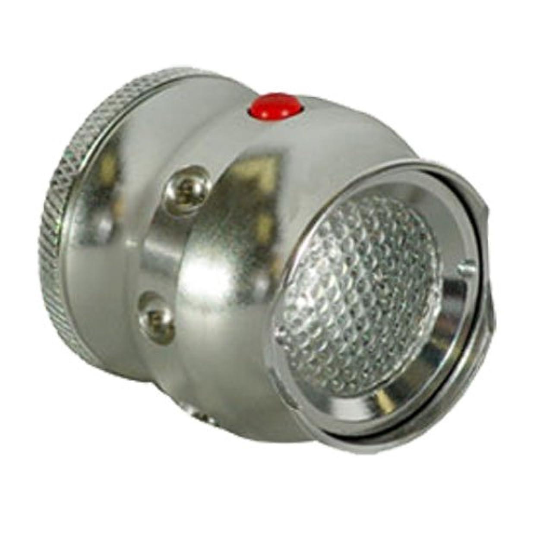 の間でラオス人感じるMEQIX(メキックス) セーフティライト [TRI LIGHT FP] フロント用 シルバー