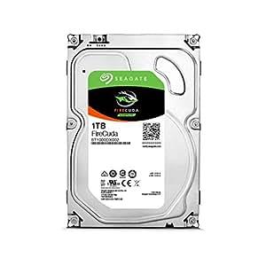 ST1000DX002 [FireCuda(1TB SSHD 3.5インチ SATA 6G 7200rpm 64MB)]