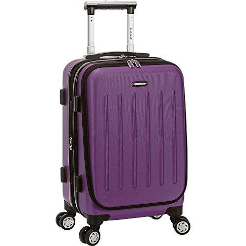 (ロックランドラッゲージ) Rockland Luggage メンズ バッグ キャリーバッグ Titan 19' ABS Spinner Carry On 並行輸入品