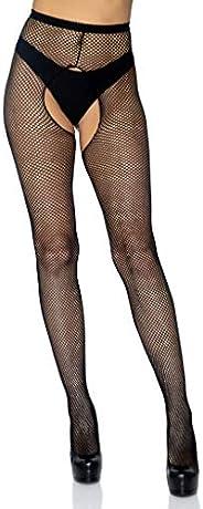 パンティストッキング Stockings(品番1404)パンスト 穴開き LEG-1404
