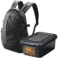 HAKUBA カメラリュック ルフトデザイン アーバンライト バックパック S ブラック + ドライボックスNEO 5.5L スモーク セット