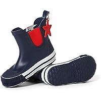 Penny Scallan Kids Gumboots Navy Star Size AU10 / EU28