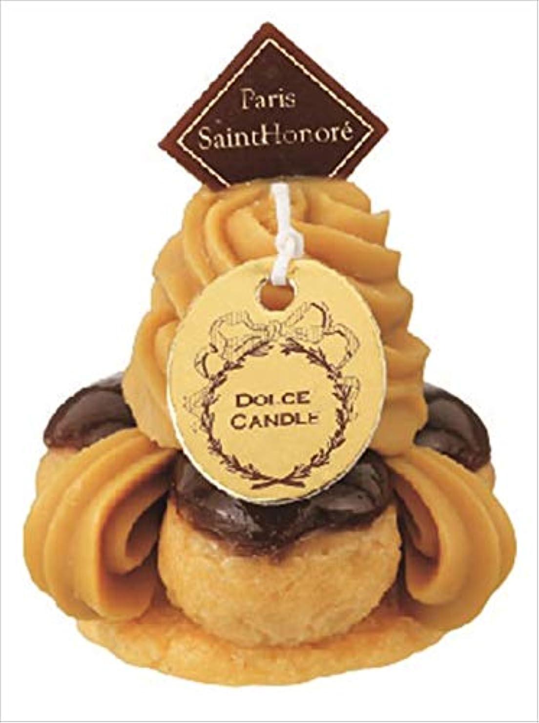 命令的ソーセージごちそうカメヤマキャンドル(kameyama candle) ドルチェキャンドル 「 サントノーレ 」