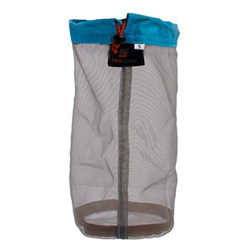 [해외]노 브랜드 제품 보관 가방 초경량 유용한 아이템 여행용 야외 쇼핑 가방 저장 용 하이킹 메쉬 (S)/No-branded item storage bag Ultra light weight Convenient item Traveling outdoor shopping bag Storage hiking mesh (S)