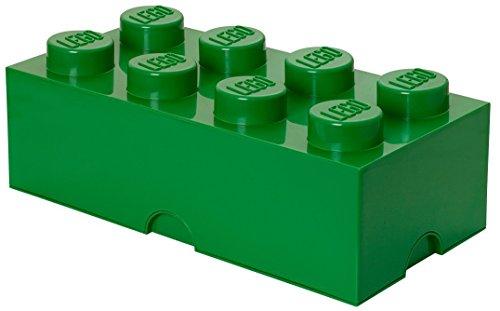 [レゴ]LEGO Storage Brick 8, Dark Green 40040634 [並行輸入品]