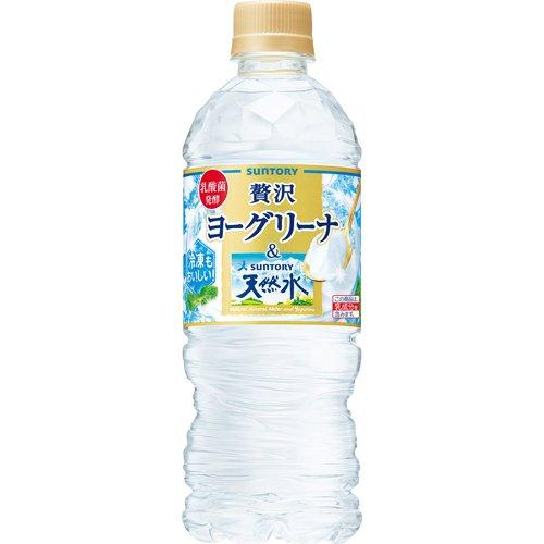 【ケース販売】サントリー ヨーグリーナ&南アルプスの天然水(...