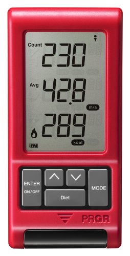 PRGR(プロギア) スピード測定器 NEW RED EYE...