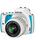 RICOH デジタル一眼レフ PENTAX K-S1 Sweets Collection レンズキット [DAL18-55mm] ブルークリームソーダ 06697