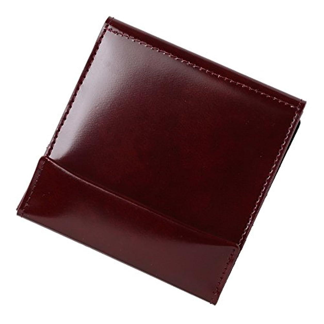 男らしさメトロポリタン固体薄い財布 abrAsus (アブラサス) classic