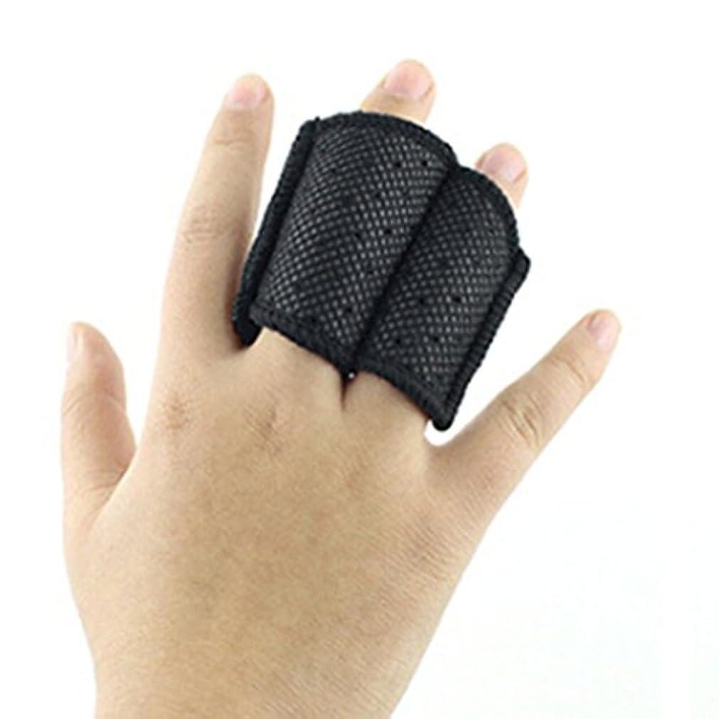注入困惑するリースSUPVOX 指の添え木マレット指の支柱の引き金のための骨折の接合箇所の添え木プロテクター