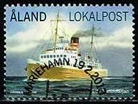 【特価】船の切手 オーランド2013年1種完(済)