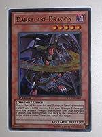 遊戯王/英語版 ダークフレア・ドラゴン/Darkflare Dragon SDDC-EN002