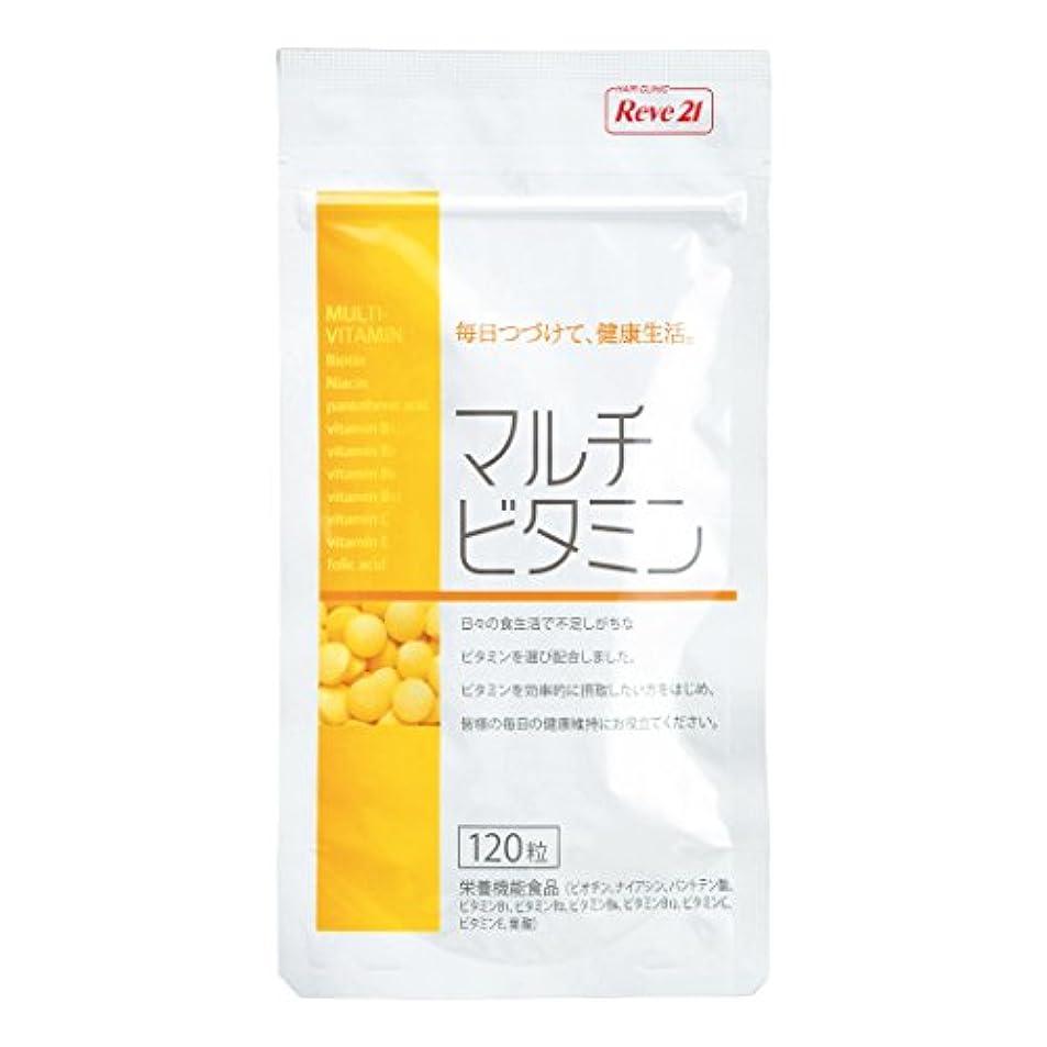 失効特権連帯リーブ21 マルチビタミン(120粒入)【栄養機能食品】 育毛 発毛 サプリ サプリメント