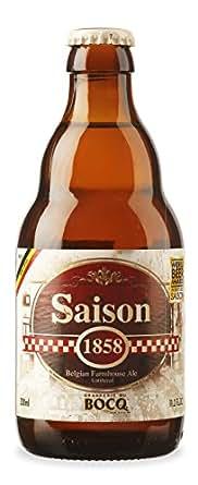 ベルギービール セゾン 1858  330ml