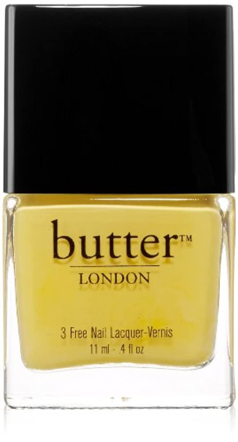 たとえ和隣人butter LONDON Nail Lacquer, Yellow & Gold Shades