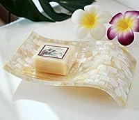 シェル ソープディッシュ 石鹸置き 洗面小物 南国リゾート風 ハワイアン アジアン雑貨