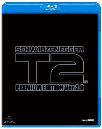 ターミネーター2 プレミアム・エディションVer.2.0 (シンプル版) [Blu-ray]