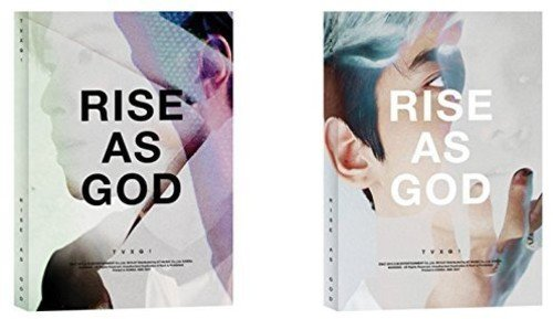 スペシャルアルバム -  Rise as God(韓国盤)