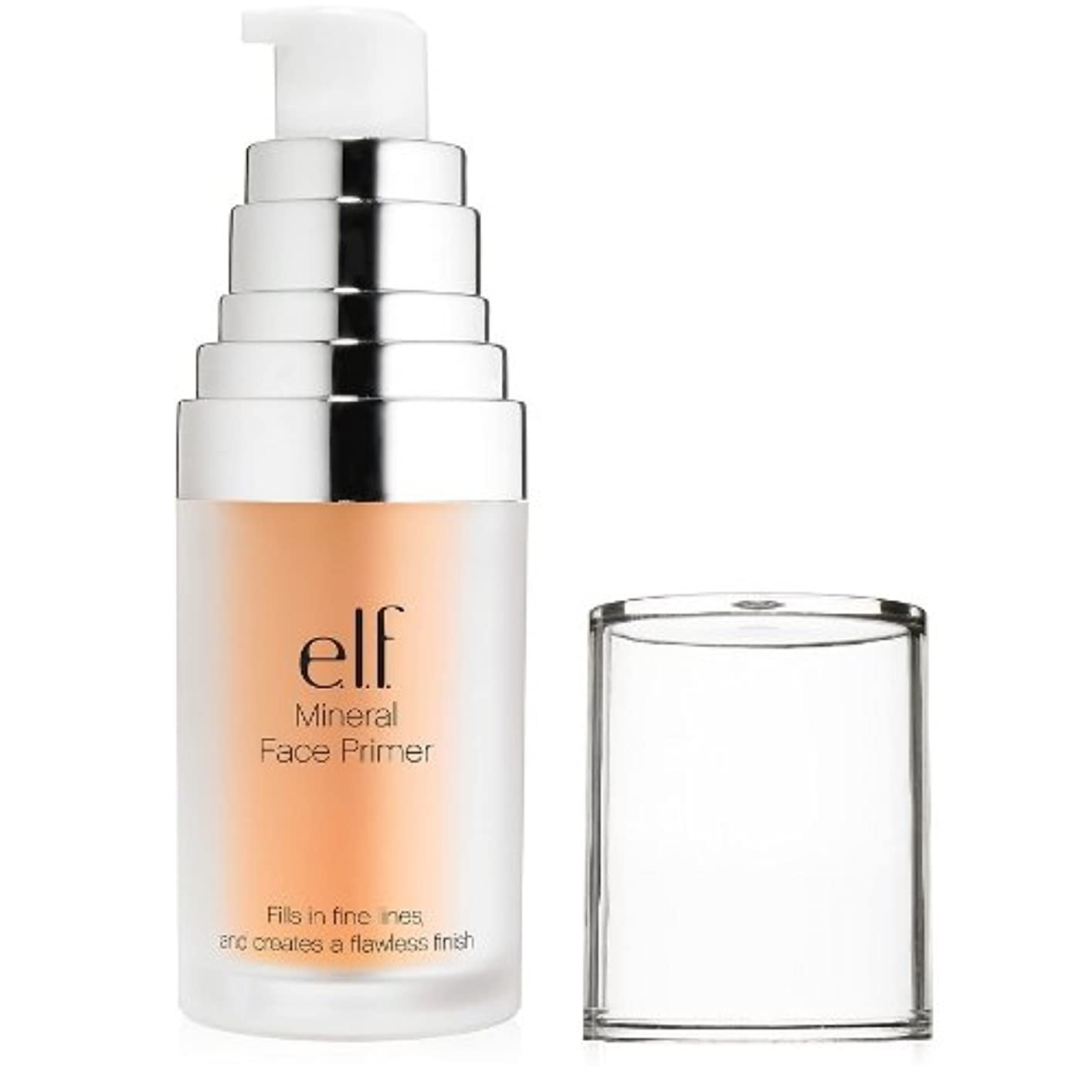 肉腫時々時々認める(6 Pack) e.l.f. Studio Mineral Infused Face Primer - Radiant Glow (並行輸入品)