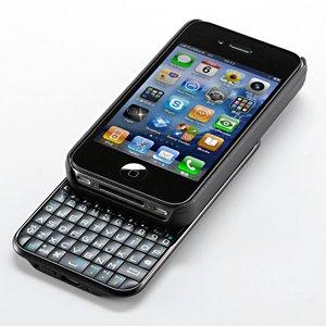 iPhone用スライド式Blutoothキーボード(400-SKB022)