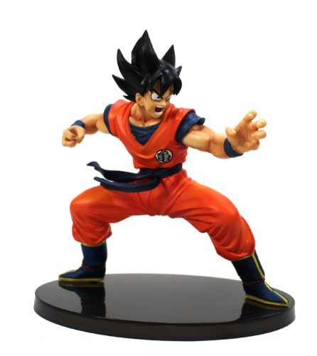 Banpresto Dragon Ball Scultures Zoukei Tenkaichi Budoukai Figure - 47903 - Young Son Goku