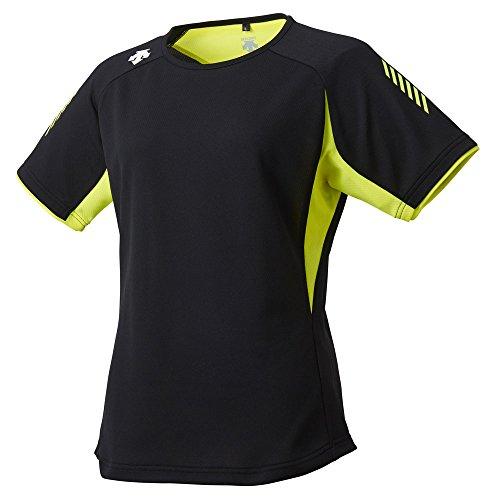 [해외](데 쌍트) DESCENTE (데 쌍트) 배구 ??짧은 소매가 사례 셔츠 여성/(Descente) DESCENTE (Descente) Volleyball Short Sleeve Practice Shirt Ladies`