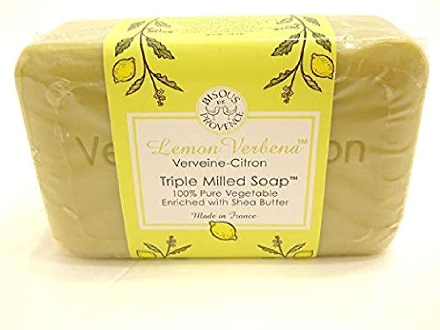ブルーベル検出するスタジオ[トレーダージョーズ] トリプルミルドソープ レモンバーベナ 海外直送品/Trader Joe's Triple Milled Soap Lemon Verbena [並行輸入品]