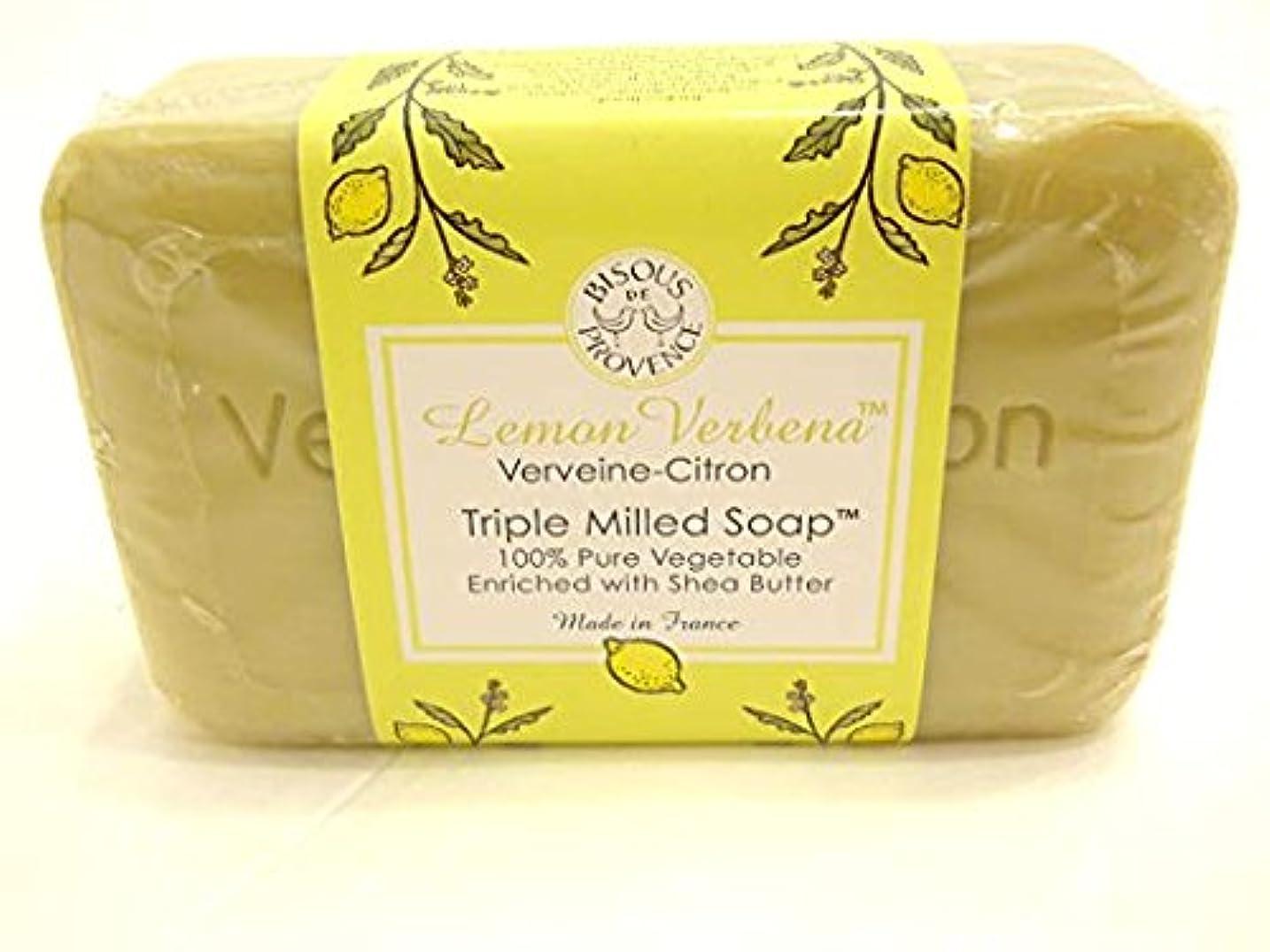 原子炉迫害従順[トレーダージョーズ] トリプルミルドソープ レモンバーベナ 海外直送品/Trader Joe's Triple Milled Soap Lemon Verbena [並行輸入品]