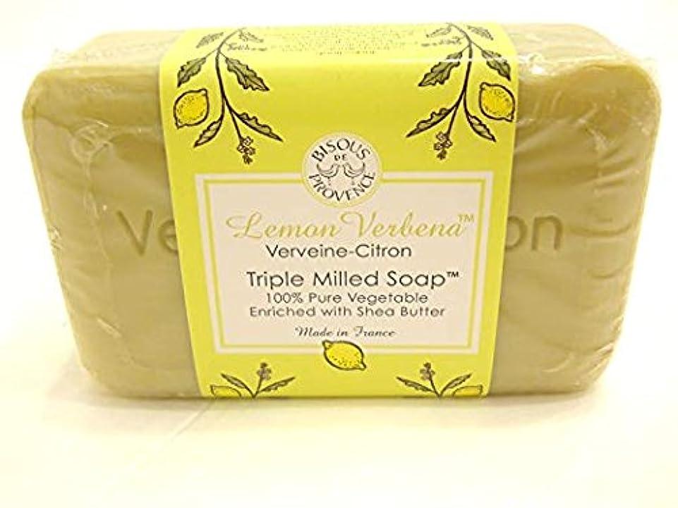中級寝具プラス[トレーダージョーズ] トリプルミルドソープ レモンバーベナ 海外直送品/Trader Joe's Triple Milled Soap Lemon Verbena [並行輸入品]