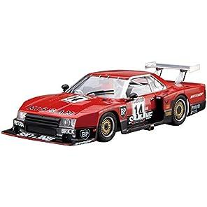 青島文化教材社 1/24 ザ・モデルカーシリーズ No.112 ニッサン R30 スカイラインターボ キャラミ9時間耐久仕様 1982 プラモデル