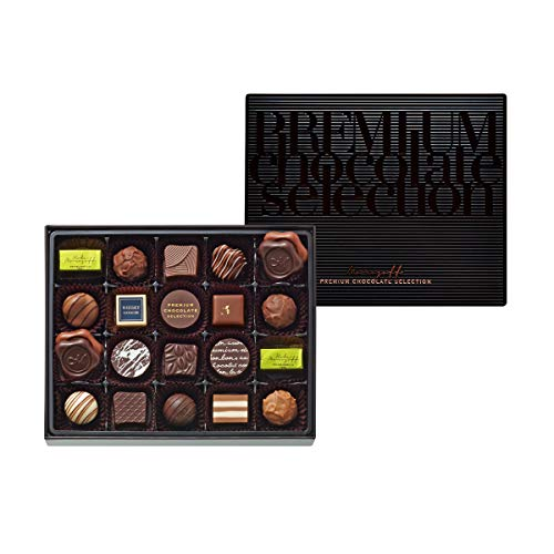 プレミアムチョコレートセレクション 22個入