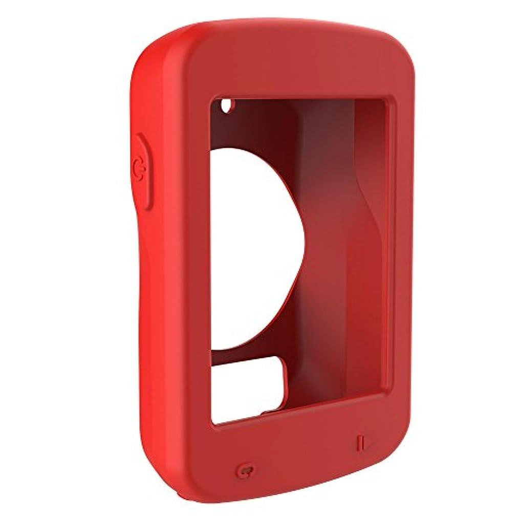 肺カスケード知っているに立ち寄るRuncircle 自転車コンピュータ用 保護カバー 保護ケース Garmin Edge 820用 シリコン 耐衝撃性 3色可選