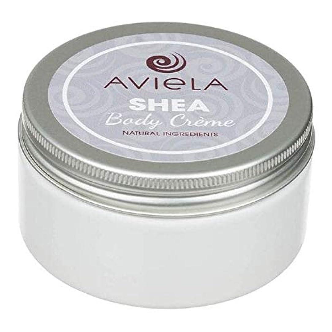 置くためにパックメイン結果[Aviela] Avielaシアボディクリーム200グラム - Aviela Shea Body Creme 200g [並行輸入品]