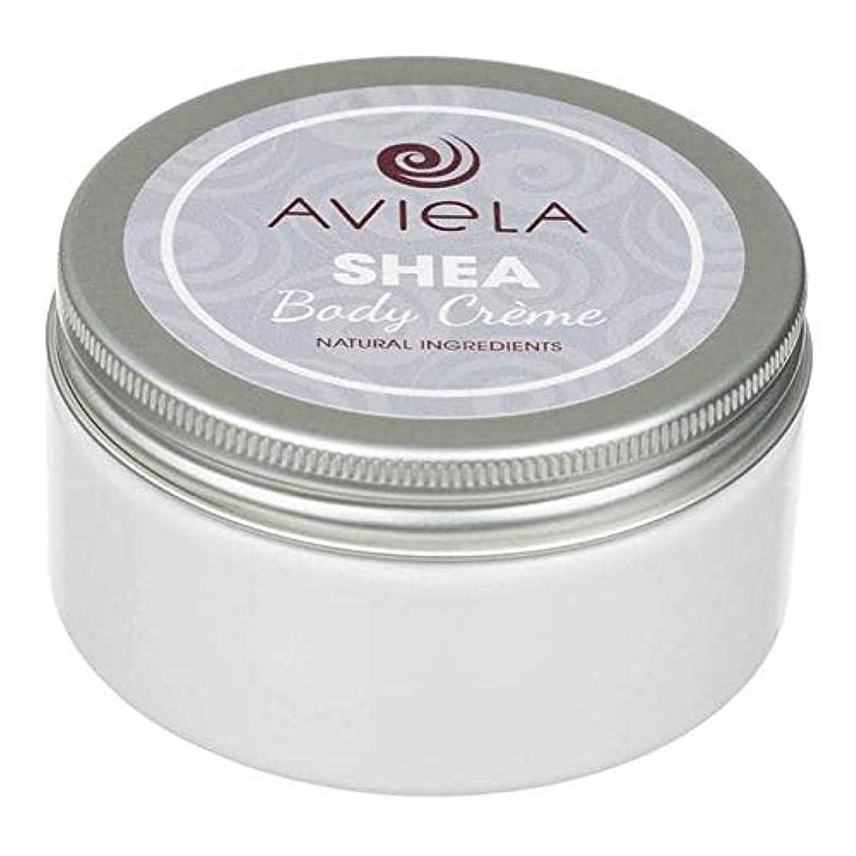 区画遠征はっきりと[Aviela] Avielaシアボディクリーム200グラム - Aviela Shea Body Creme 200g [並行輸入品]