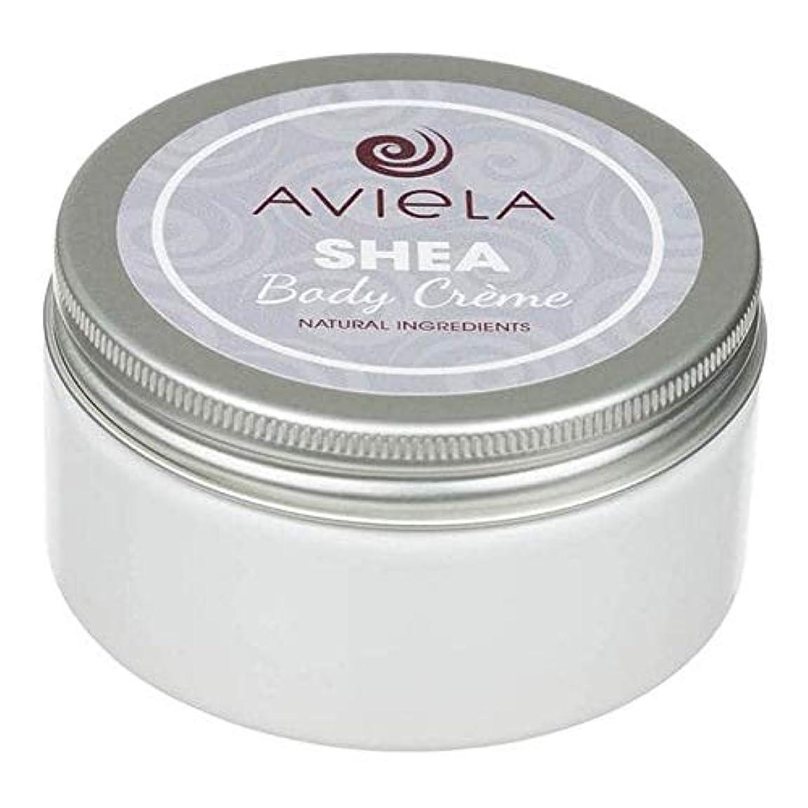 説得検査情熱的[Aviela] Avielaシアボディクリーム200グラム - Aviela Shea Body Creme 200g [並行輸入品]