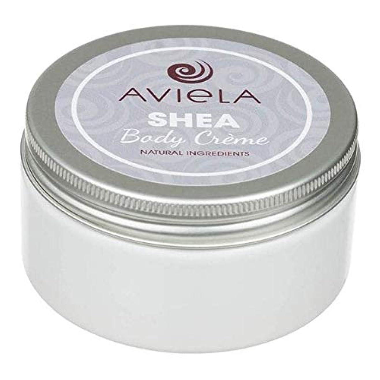 プロポーショナルクレーン説得力のある[Aviela] Avielaシアボディクリーム200グラム - Aviela Shea Body Creme 200g [並行輸入品]