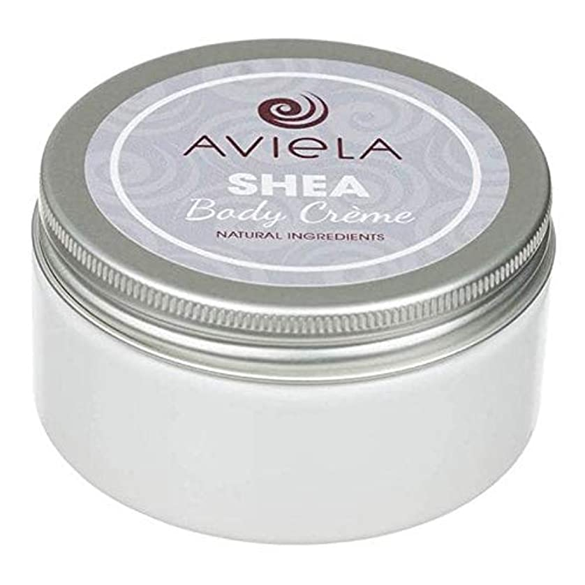 時系列記念シエスタ[Aviela] Avielaシアボディクリーム200グラム - Aviela Shea Body Creme 200g [並行輸入品]
