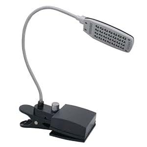 日本トラストテクノロジー USBクリップランプ 28LED-P UCL-28LED-P