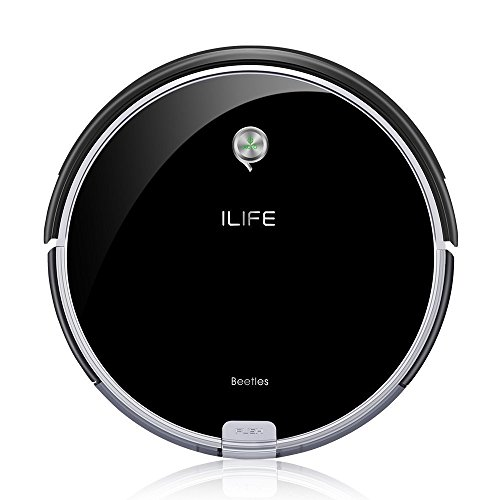 【Amazon.co.jp 限定】ILIFE A6 ロボット掃除機 高性能清掃システム 強力清掃 長時間稼動 ブラック