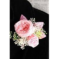 入園式入学式卒業式入学式 人気プリザーブドフラワーコサージュ てまり桜ピンク