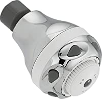 Peerless 76356 3-Setting Shower Head Chrome 【Creative Arts】 [並行輸入品]