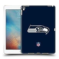 オフィシャル NFL プレーン シアトル・シーホークス ロゴ iPad Pro 9.7 (2016) 専用ハードバックケース