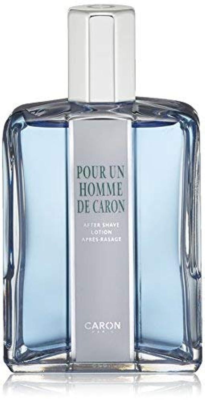 忌まわしい共産主義者安心させるPour Un Homme by Caron for Men 4.2 oz After Shave Pour [並行輸入品]