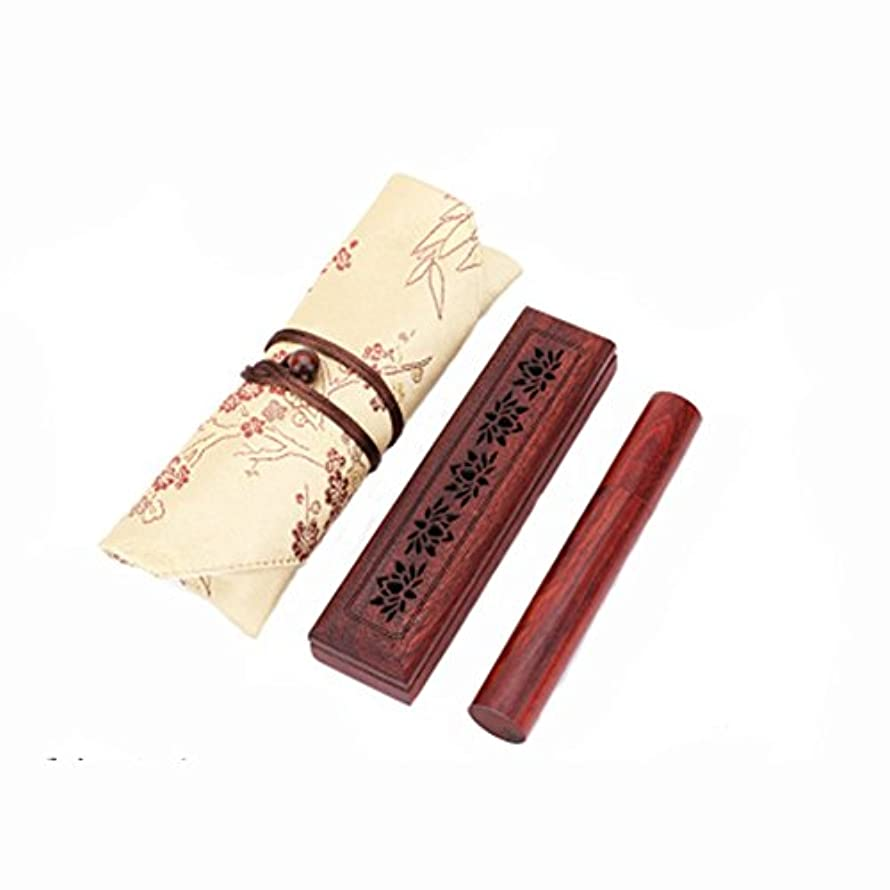 偽装する予言する買うKagoMsa お香箱 木製 お香立て おしゃれ インセンス インド 高級感 インテリア ハンドクラフト インド雑貨 アジアン雑貨 プレゼント セット スティック(6種類)