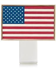 【Bath&Body Works/バス&ボディワークス】 ルームフレグランス プラグインスターター (本体のみ) アメリカンフラッグ Wallflowers Fragrance Plug American Flag [並行輸入品]