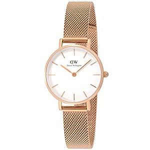 [ダニエル・ウェリントン]Daniel Wellington 腕時計 Classic Petite Melrose ホワイト文字盤 DW00100219 レディース 【並行輸入品】