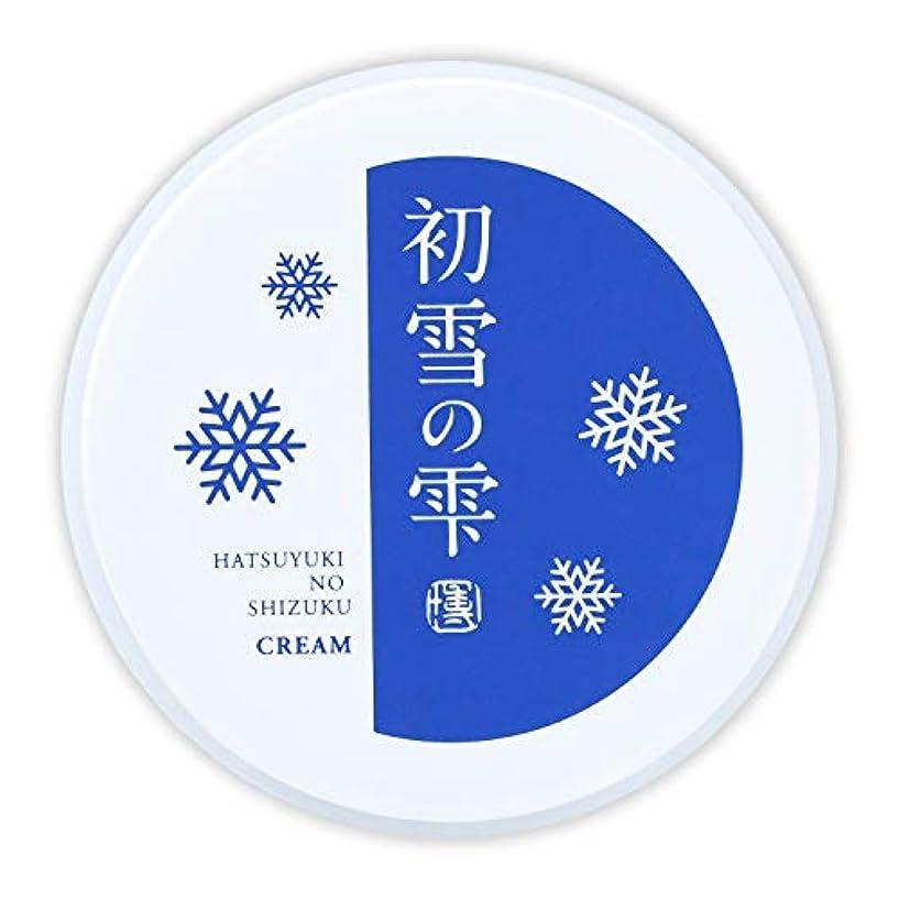 ハーネスあまりにも真向こう初雪の雫 オールインワン 保湿 クリーム 27g 約2週間分 [プラセンタ ヒアルロン酸 セラミド アルブチン ビタミンC ]