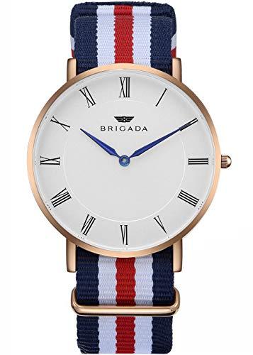 BRIGADA スイス ブランド 時計 メンズ レディース おしゃれ 人気 腕時計